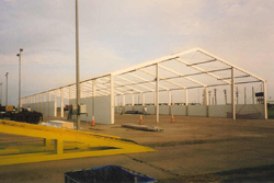Sealy, TX Wall Panel Installation| Temporary Warehouse Structures