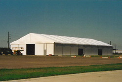 Temporary Industrial Structure in Katy, TX | Temporary Warehouse Structures