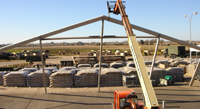 Erect Frame in Sealy, TX | Temporary Warehouse Structures